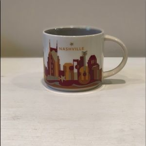 Nashville Starbucks Mug